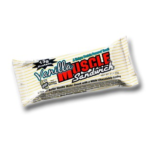 Vanilla Muscle Sandwich Bar